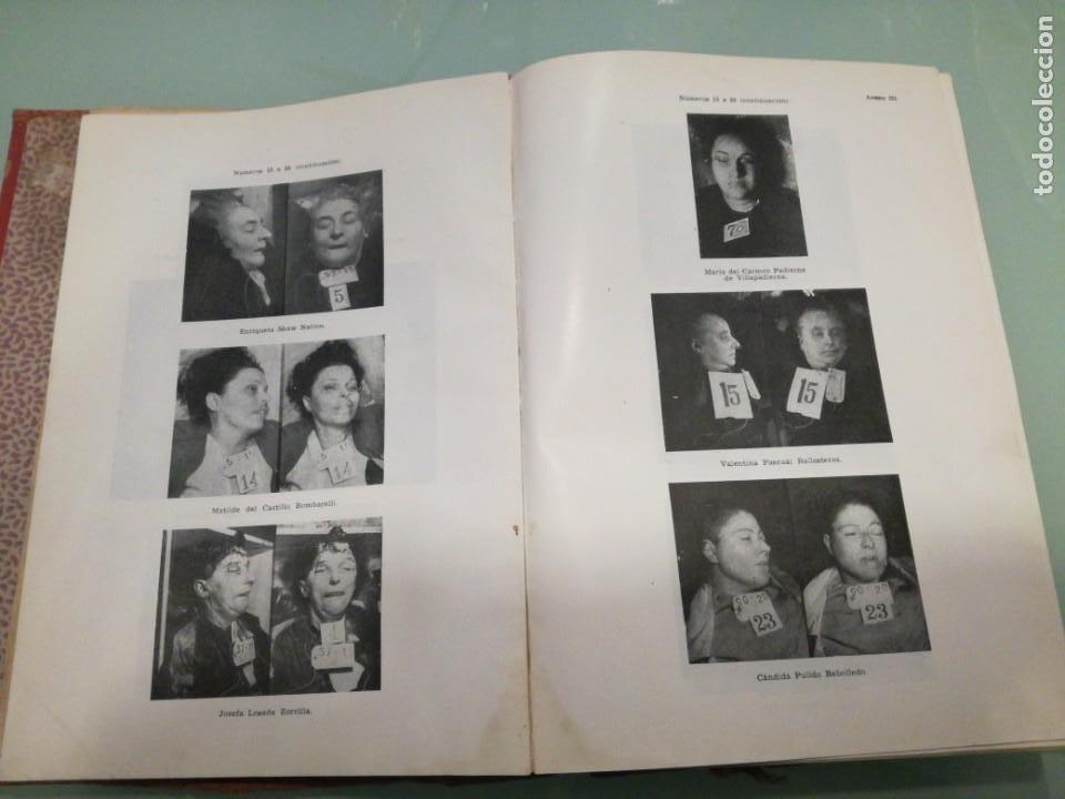 Libros de segunda mano: CAUSA GENERAL. LA DOMINACIÓN ROJA EN ESPAÑA. 1945. - Foto 6 - 198038933