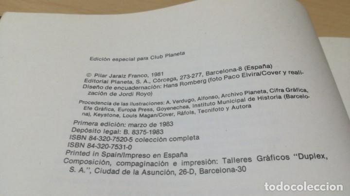 Libros de segunda mano: CRONICA DE MEDIO SIGLO - 1931 - 1982 PUNTOS VISTA QUIENES VIVIERO HISTORIA 50 AÑOSLL401 - Foto 6 - 198498113