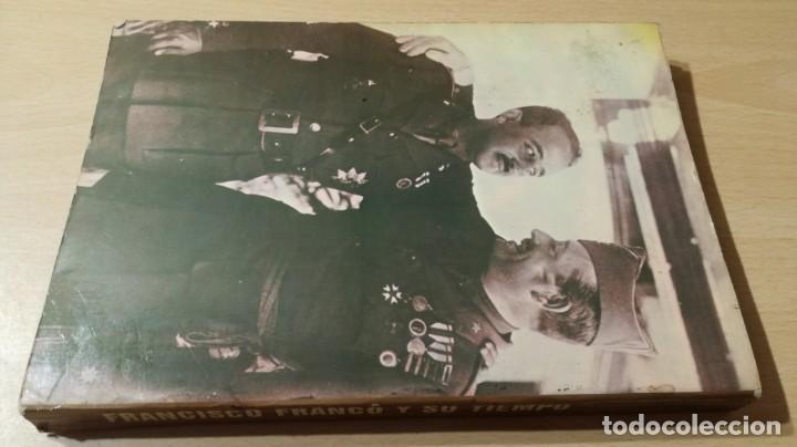 Libros de segunda mano: FRANCISCO FRANCO Y SU TIEMPO - JUAN ALARCON BENITOÑ 102 - Foto 2 - 198498321
