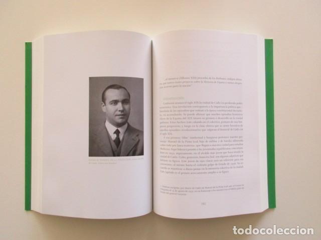 Libros de segunda mano: LA DESTRUCCIÓN DE LA DEMOCRACIA: VIDA Y MUERTE DE LOS ALCALDES DEL FRENTE POPULAR PROVINCIA DE CADIZ - Foto 3 - 198663175