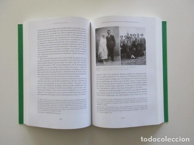 Libros de segunda mano: LA DESTRUCCIÓN DE LA DEMOCRACIA: VIDA Y MUERTE DE LOS ALCALDES DEL FRENTE POPULAR PROVINCIA DE CADIZ - Foto 4 - 198663175