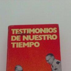 Libros de segunda mano: LIBRO MIS CONVERSACIONES PRIVADAS CON FRANCO. Lote 199482822