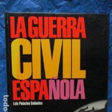 Libros de segunda mano: LA GUERRA CIVIL ESPAÑOLA. GUÍA DE VIDEOS (LUIS PALACIOS BAÑUELOS). Lote 199525273