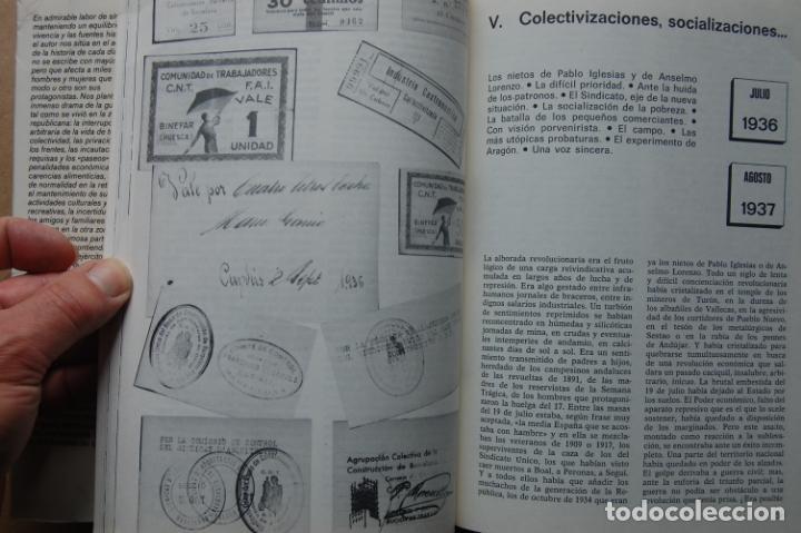 Libros de segunda mano: La vida cotidiana durante la Guerra Cilvil. La España republicana. Rafael Abella. - Foto 2 - 199772680