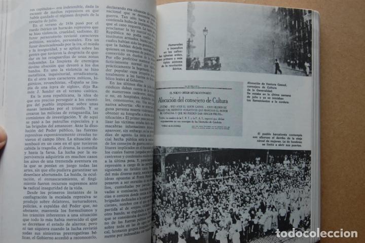 Libros de segunda mano: La vida cotidiana durante la Guerra Cilvil. La España republicana. Rafael Abella. - Foto 3 - 199772680