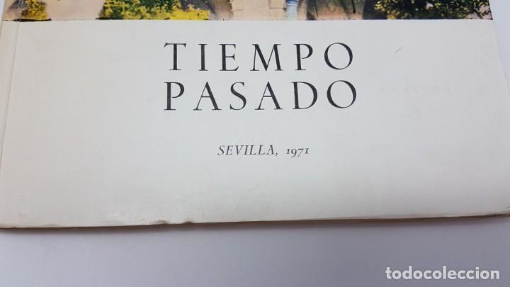 Libros de segunda mano: TIEMPO PASADO ( RELATO GUERRA CIVIL ) DUQUE MEDINACELI, SEVILLA 1971 - Foto 3 - 199826146