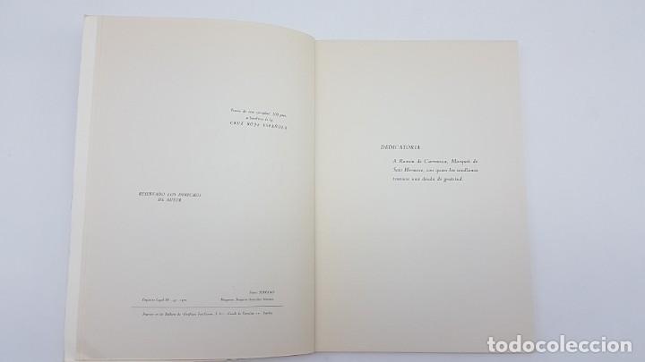 Libros de segunda mano: TIEMPO PASADO ( RELATO GUERRA CIVIL ) DUQUE MEDINACELI, SEVILLA 1971 - Foto 5 - 199826146