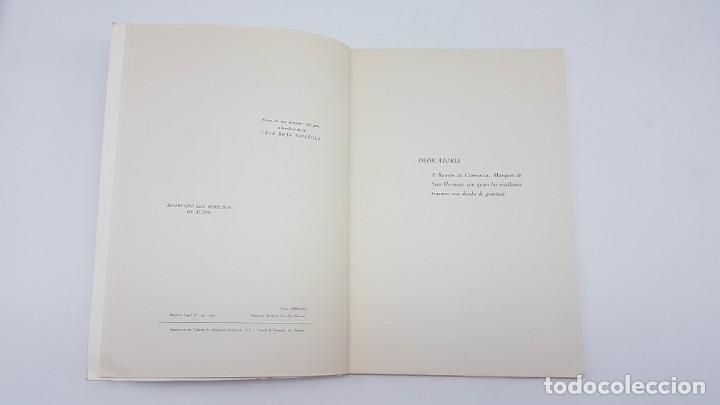 Libros de segunda mano: TIEMPO PASADO ( RELATO GUERRA CIVIL ) DUQUE MEDINACELI, SEVILLA 1971 - Foto 6 - 199826146