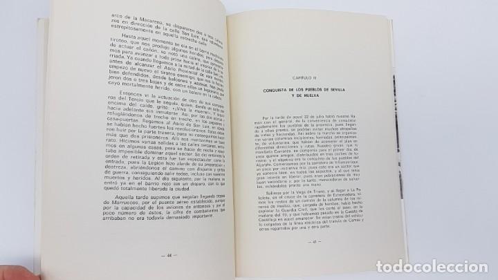 Libros de segunda mano: TIEMPO PASADO ( RELATO GUERRA CIVIL ) DUQUE MEDINACELI, SEVILLA 1971 - Foto 9 - 199826146