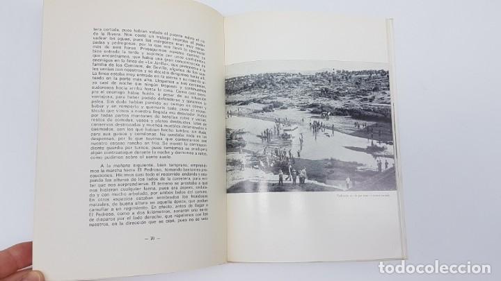 Libros de segunda mano: TIEMPO PASADO ( RELATO GUERRA CIVIL ) DUQUE MEDINACELI, SEVILLA 1971 - Foto 10 - 199826146