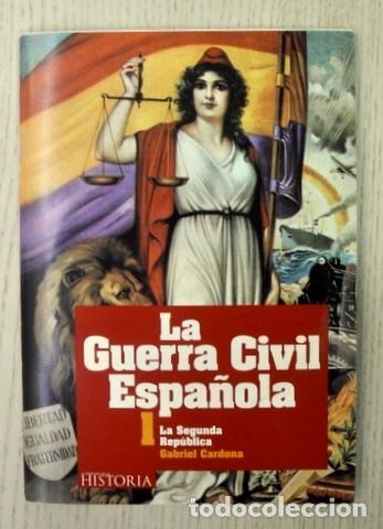Libros de segunda mano: LA GUERRA CIVIL ESPAÑOLA - CARDONA, Gabriel. (12 libros con DVD) - Foto 2 - 153063653