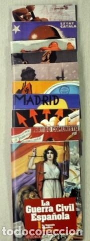 Libros de segunda mano: LA GUERRA CIVIL ESPAÑOLA - CARDONA, Gabriel. (12 libros con DVD) - Foto 3 - 153063653