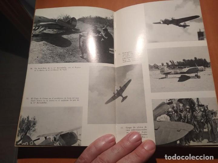 Libros de segunda mano: libro la guerra de españa desde el aire - Foto 2 - 202093693