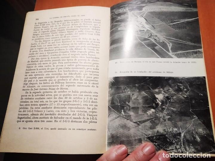 Libros de segunda mano: libro la guerra de españa desde el aire - Foto 3 - 202093693