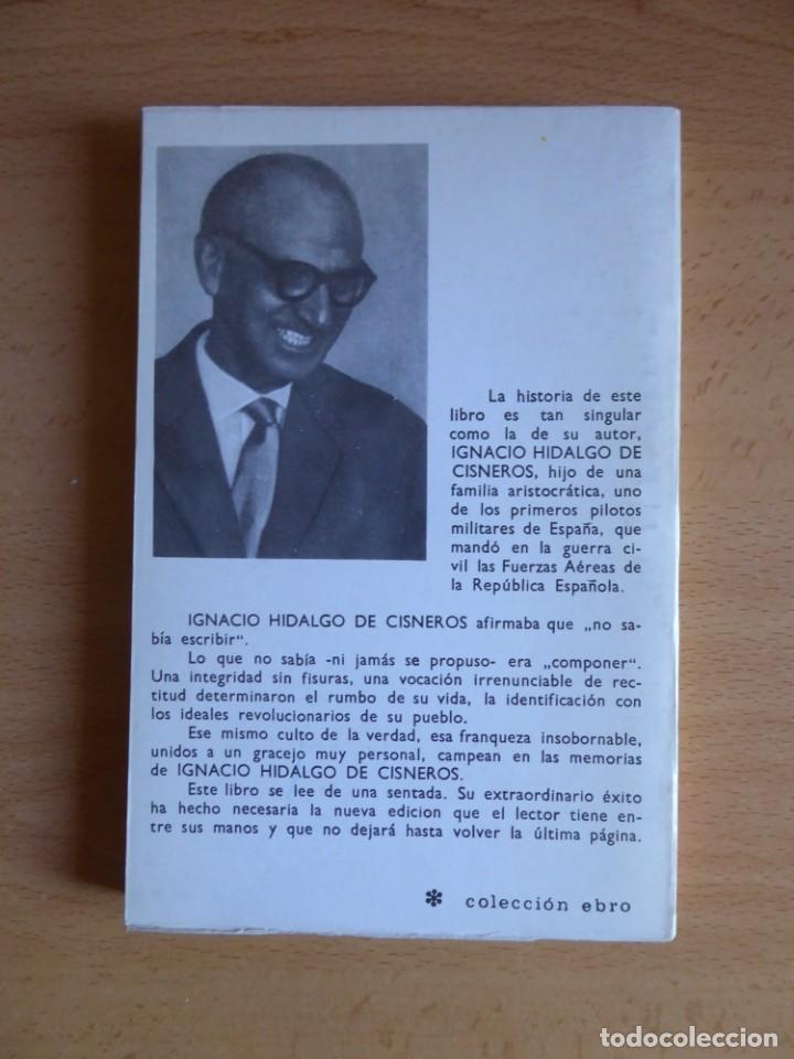 Libros de segunda mano: Hidalgo de Cisneros. Cambio de rumbo 1º parte Buscarest - Foto 2 - 202788988