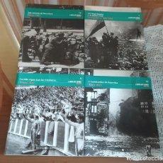 Libros de segunda mano: LOTE 4 LIBROS DE LA GUERRA CIVIL ESPAÑOLA MES A MES. Lote 203046402