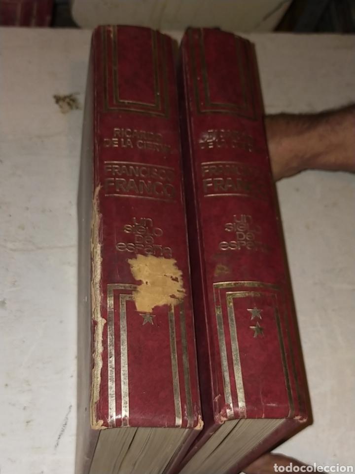 Libros de segunda mano: UN SIGLO DE ESPAÑA FRANCISCO FRANCO RICARDO DE LA CIERVA - Foto 5 - 203459128