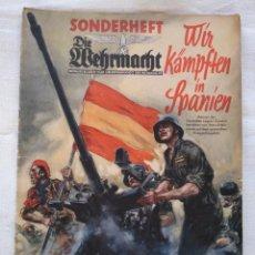 Libros de segunda mano: GUERRA CIVIL. LEGIÓN CÓNDOR. ''WIR KÄMPFEN IN SPANIEN''.. Lote 204058930