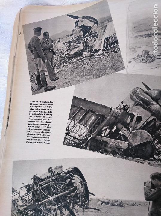Libros de segunda mano: GUERRA CIVIL. LEGIÓN CÓNDOR. WIR KÄMPFEN IN SPANIEN. - Foto 5 - 204058930
