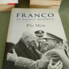 Livros em segunda mão: PIO MOA - FRANCO, UN BALANCE HISTORICO - PLANETA. Lote 204081325