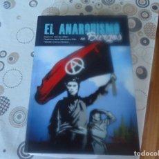 Libros de segunda mano: EL ANARQUISMO EN BURGOS. Lote 205409372