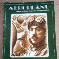 Libros de segunda mano: AEROPLANO LA BATALLA AEREA DE MADRID. Lote 207828386