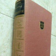 Libros de segunda mano: EL REQUETÉ. LUIS REDONDO Y JUAN DE ZAVALA. ED. AHR, 1957. 1ª ED. 556 PP. Lote 207960532