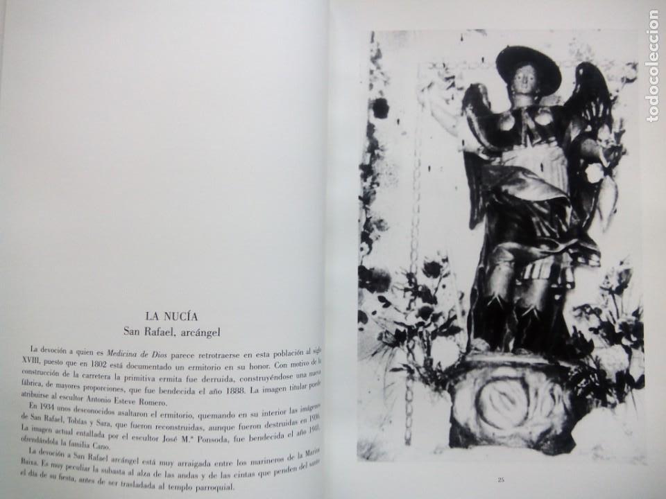 Libros de segunda mano: ESCULTURA PATRONAL ALICANTINA DESTRUIDA EN 1936. ANDRÉS DE SALES FERRI CHULIO. ESPAÑA 2000. - Foto 5 - 209066971
