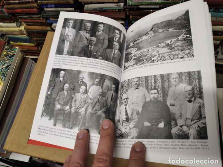 Libros de segunda mano: LA GUERRA CIVIL A MALLORCA . SÓLLER , LA DESFETA DE LA BURGESIA PROGRESSISTA . ANTONI QUETGLAS . - Foto 7 - 210699291