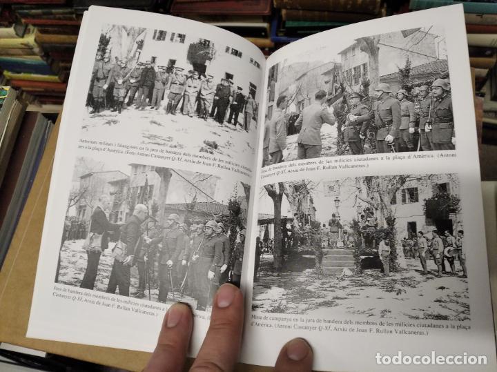 Libros de segunda mano: LA GUERRA CIVIL A MALLORCA . SÓLLER , LA DESFETA DE LA BURGESIA PROGRESSISTA . ANTONI QUETGLAS . - Foto 16 - 210699291
