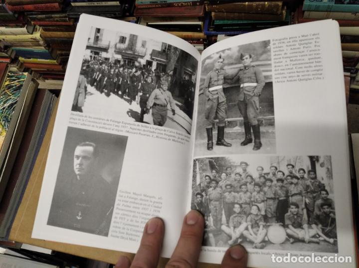 LA GUERRA CIVIL A MALLORCA . SÓLLER , LA DESFETA DE LA BURGESIA PROGRESSISTA . ANTONI QUETGLAS . (Libros de Segunda Mano - Historia - Guerra Civil Española)