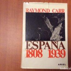Libros de segunda mano: ESPAÑA 1808-1939. Lote 211939400