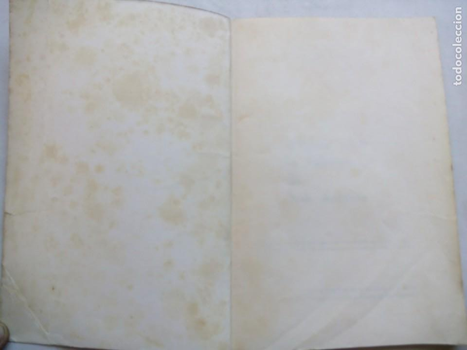 Libros de segunda mano: INFORME SOBRE LA FALANGE DE JOSÉ ANTONIO. ENRIQUE DE AGUINAGA. JEFATURA DEL MOVIMIENTO CORUÑA. 1973. - Foto 2 - 212264440