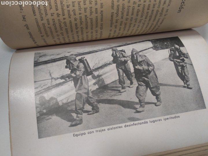 Libros de segunda mano: Gases de guerra julio Cuera Calero Mariano Ferrer Bravo - Foto 7 - 212562591
