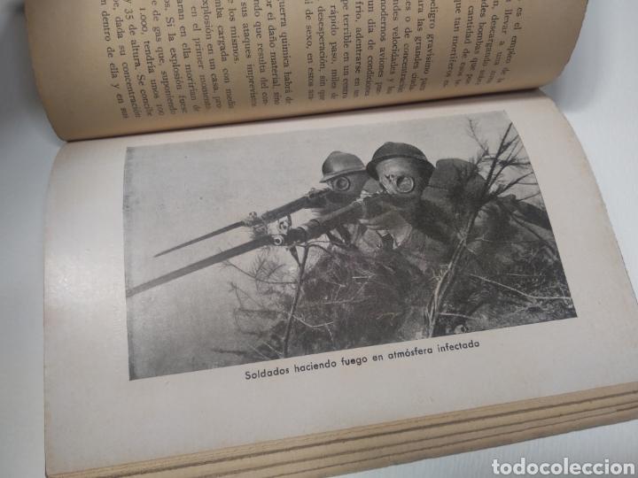 Libros de segunda mano: Gases de guerra julio Cuera Calero Mariano Ferrer Bravo - Foto 10 - 212562591