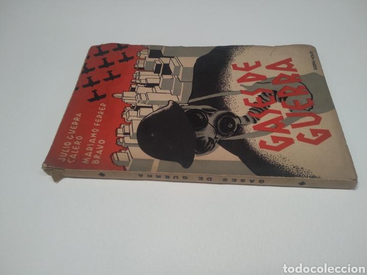 Libros de segunda mano: Gases de guerra julio Cuera Calero Mariano Ferrer Bravo - Foto 11 - 212562591