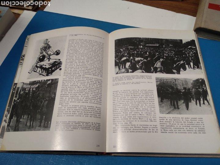 Libros de segunda mano: El fascismo el capitalismo el socialismo el comunismo 4 tomos muy ilustrados - Foto 6 - 212649901