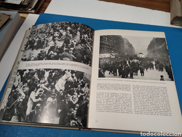 Libros de segunda mano: El fascismo el capitalismo el socialismo el comunismo 4 tomos muy ilustrados - Foto 12 - 212649901