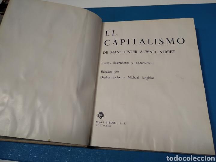 Libros de segunda mano: El fascismo el capitalismo el socialismo el comunismo 4 tomos muy ilustrados - Foto 17 - 212649901