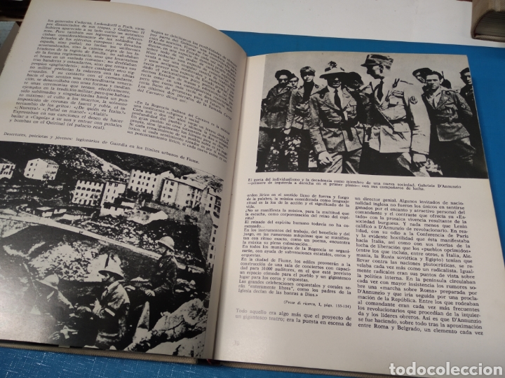 Libros de segunda mano: El fascismo el capitalismo el socialismo el comunismo 4 tomos muy ilustrados - Foto 18 - 212649901