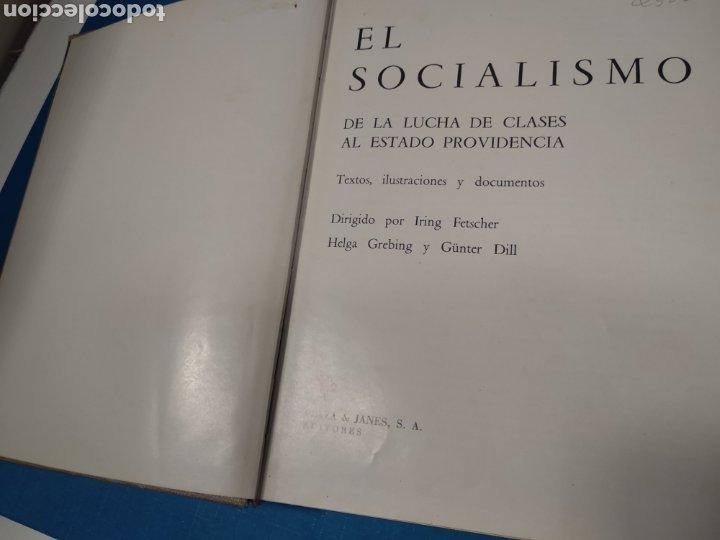Libros de segunda mano: El fascismo el capitalismo el socialismo el comunismo 4 tomos muy ilustrados - Foto 19 - 212649901