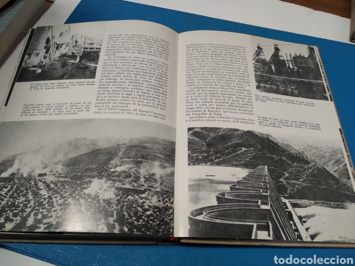 Libros de segunda mano: El fascismo el capitalismo el socialismo el comunismo 4 tomos muy ilustrados - Foto 20 - 212649901