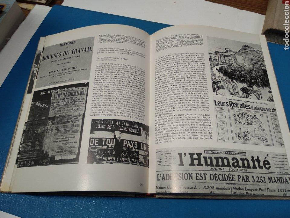Libros de segunda mano: El fascismo el capitalismo el socialismo el comunismo 4 tomos muy ilustrados - Foto 24 - 212649901
