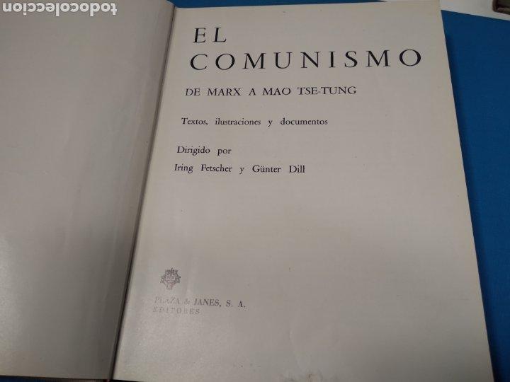 Libros de segunda mano: El fascismo el capitalismo el socialismo el comunismo 4 tomos muy ilustrados - Foto 25 - 212649901
