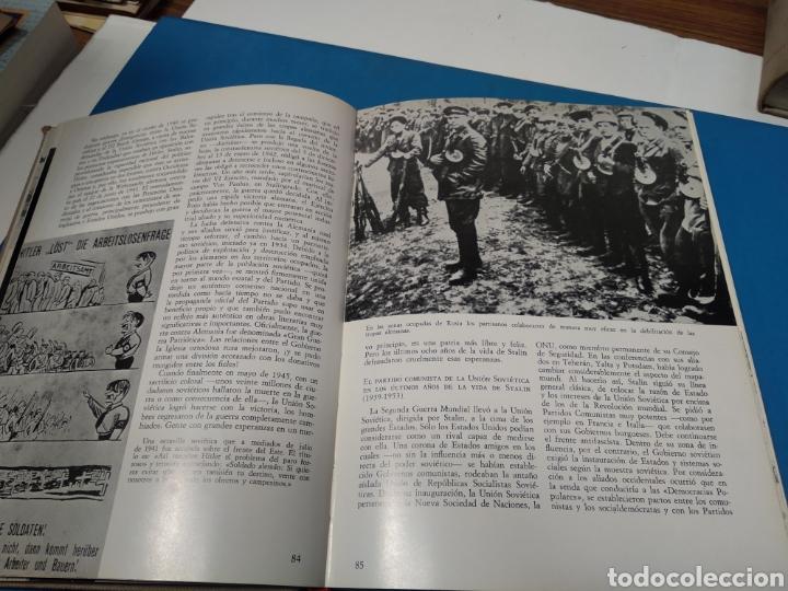 Libros de segunda mano: El fascismo el capitalismo el socialismo el comunismo 4 tomos muy ilustrados - Foto 26 - 212649901