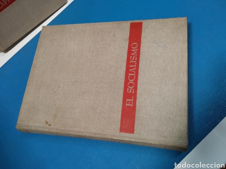 Libros de segunda mano: El fascismo el capitalismo el socialismo el comunismo 4 tomos muy ilustrados - Foto 31 - 212649901