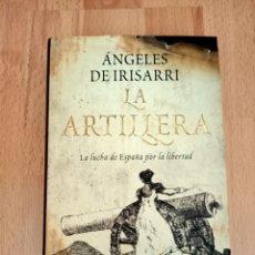Libros de segunda mano: LA ARTILLERA. Lote 213501570