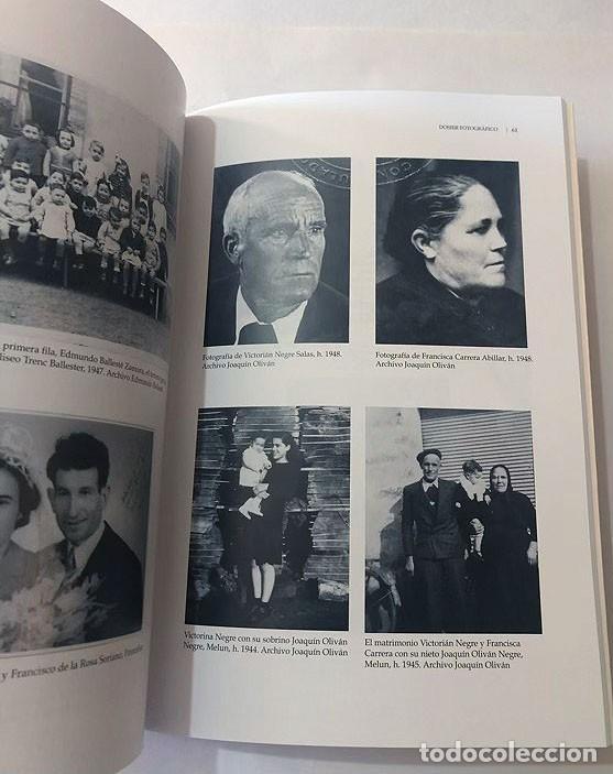Libros de segunda mano: EL EXILIO ALBELDENSE EN FRANCIA / ELISEO TRENC BALLESTER / ALBELDA / TAMARITE DE LITERA / HUESCA - Foto 3 - 213753766