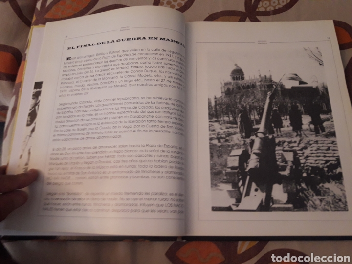 Libros de segunda mano: La juventud del Moral y la canción. Mario Tecglen. Edición Mediterráneo de 1999. Dani. - Foto 4 - 213755026