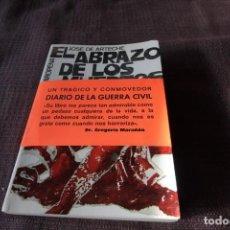 Libros de segunda mano: EL ABRAZO DE LOS MUERTOS - JOSÉ DE ARTECHE (1970). Lote 214402255